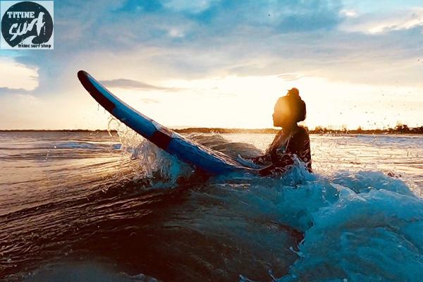 แนะนำเทคนิคในการลด อาการบาดเจ็บจากการเล่น Surf