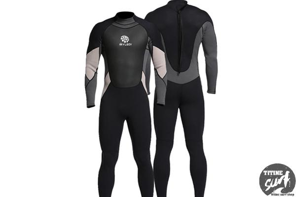รีวิวแนะนำเสื้อ Wetsuit อุปกรณ์ที่ขาดไม่ได้สำหรับกีฬาทางน้ำ