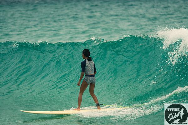 หาดในหาน มาเล่น Surf คลื่นสีฟ้าตำบลราไวย์ เมืองภูเก็ต