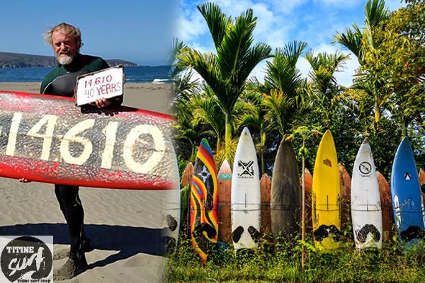 10 สิ่งที่คุณอาจจะไม่เคย รู้เกี่ยวกับกีฬา Surf ที่เป็นสถิติโลก