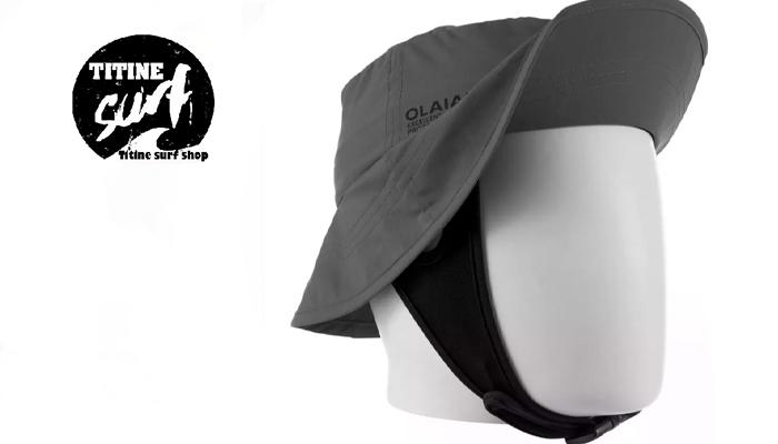 รีวิวหมวกโต้คลื่นสำหรับผู้ชายรุ่น Olaian