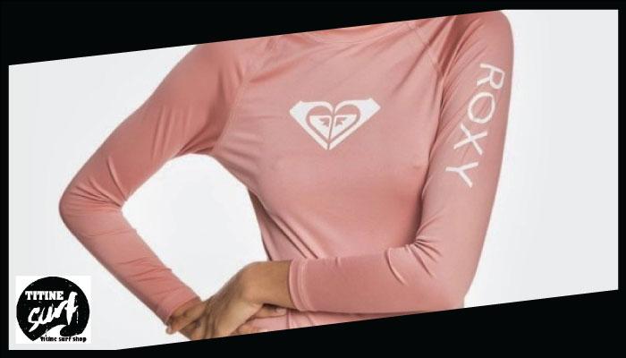 เสื้อ Rash guard Roxy