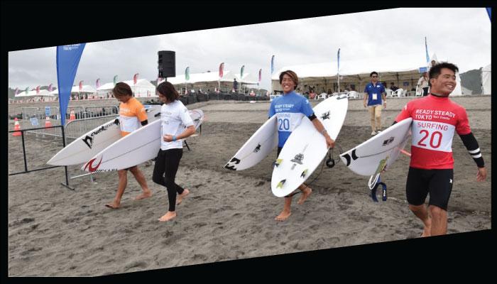 Surf กับโอลิมปิก ครั้งแรกในประวัติศาสตร์