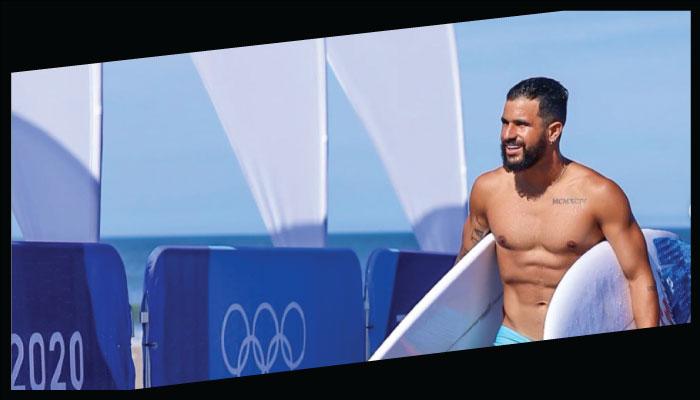 Italo Ferreira เจ้าของเหรียญทอง Surf Olympics 2020