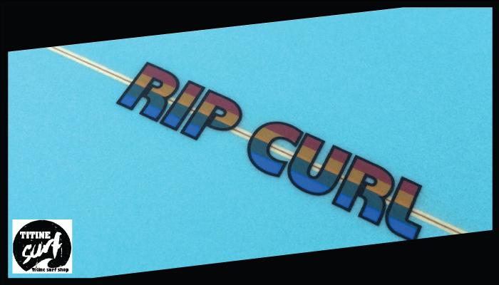 """กระดานโต้คลื่น RIP CURL MID 2+1 -10"""""""