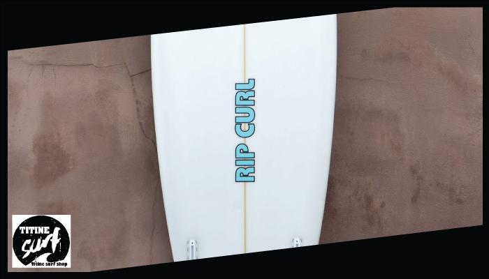 รีวิวกระดานโต้คลื่น RIP CURL TWIN 2F