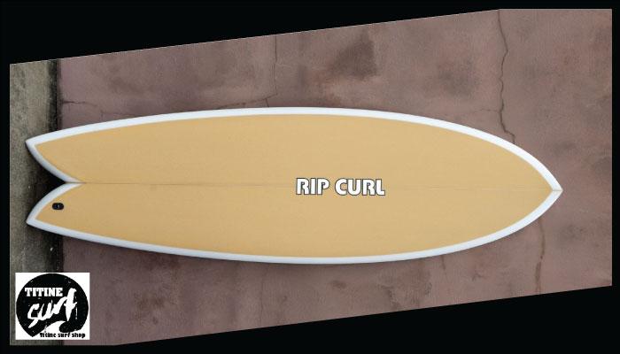 กระดานโต้คลื่น RIP CURL TWIN 2F