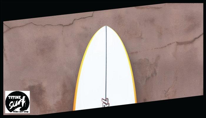 รีวิว กระดานโต้คลื่น RIP CURL - COYOTE GROM 3F